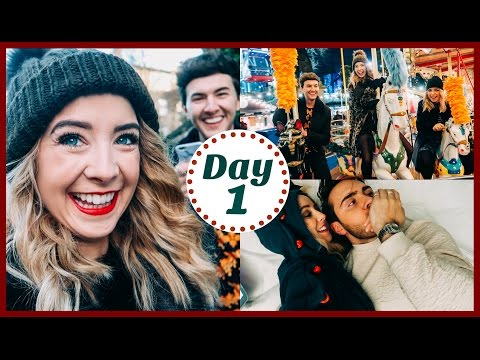 THE CHRISTMAS COUNTDOWN BEGINS | VLOGMAS