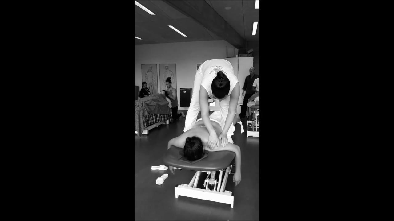rita massage rooms