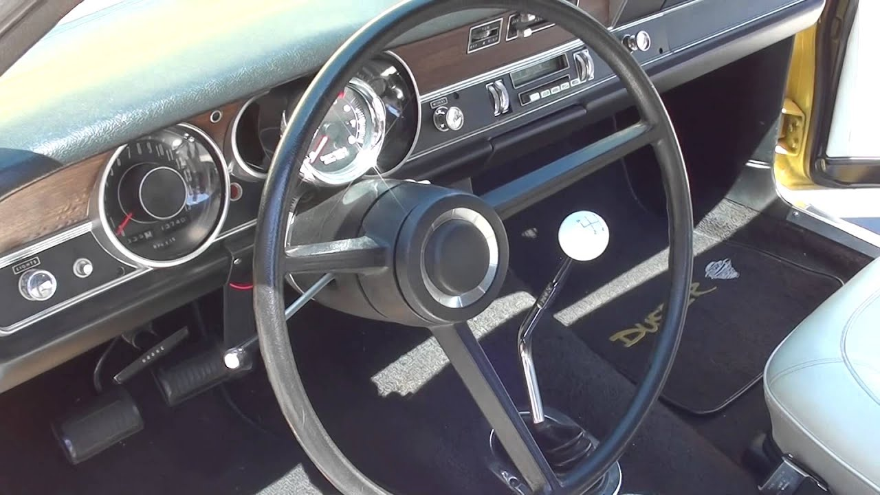 1970 plymouth duster 26 youtube. Black Bedroom Furniture Sets. Home Design Ideas