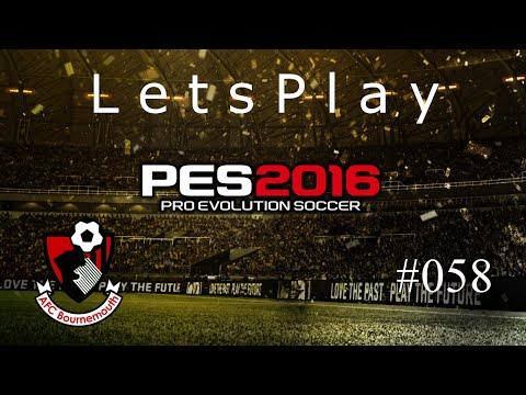 Pro Evolution Soccer 2016 Staffel 2 #058 - AFC Bournemouth - Chelsea London