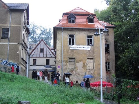 Lost Places Germany - Altenburg in Thuringia