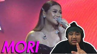 Morissette Amon - Rise Up by Andra Day (Love Gala Celebration) [MUSIC REACTION]