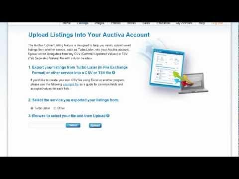 Features - CSV Uploader