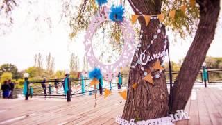 Морская свадьба Данила и Оли. Бишкек. Декор от мастерской ДУЭТ.