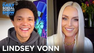 "Lindsey Vonn - ""The Pack"" & Transitioning from Athlete to Producer 