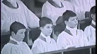 Magnificat in D major (Ernest J Moeran) - Guildford Cathedral Choir (Barry Rose)