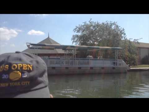 Black River tour - Boating around Treasure Beach - Jamaica January 2016 - 5