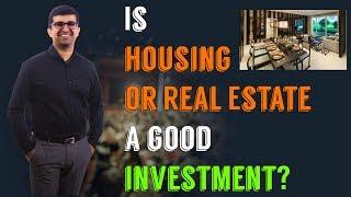 Investing in housing/real estate | घर / जमीन में निवेश कैसे करें  (Investing for beginners)