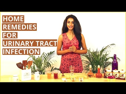3 Simple Home Remedies To TREAT URINARY TRACT INFECTION (UTI) In Women