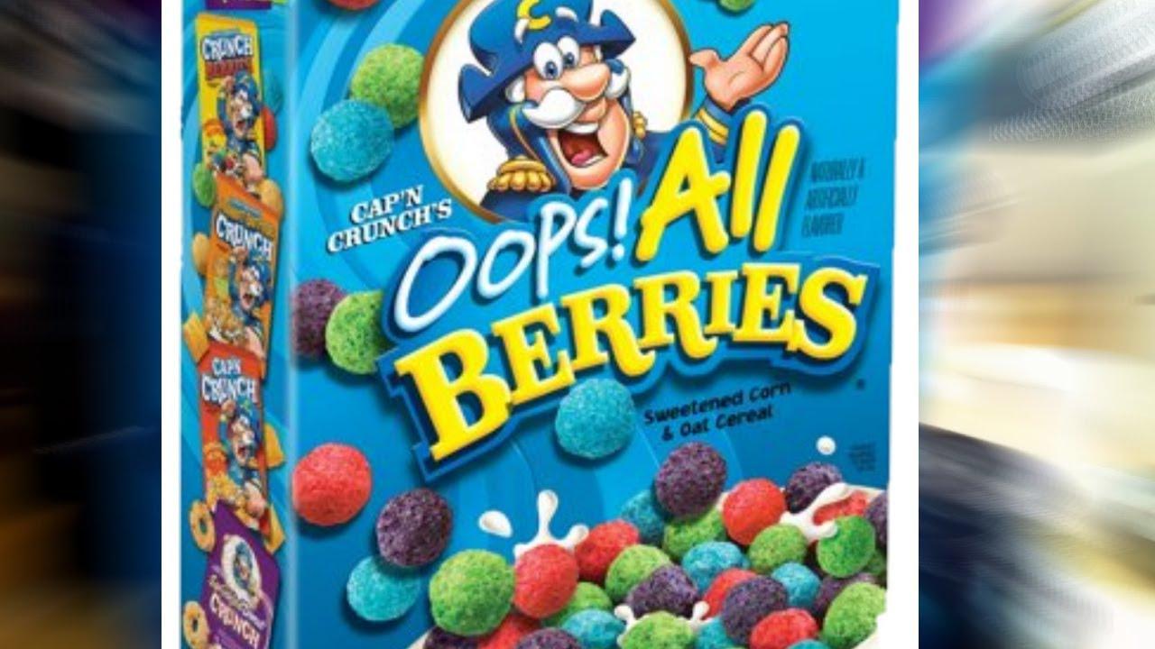 Cap'n Crunch Oops All Berries Meme / Just snag yourself a box of cap'n crunch's oops!