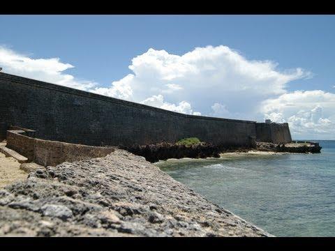 Fortress Rehabilitation, Island of Mozambique