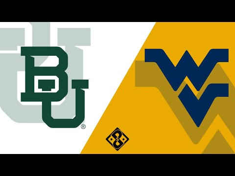 Baylor Bears at West Virginia Mountaineers - Tuesday 3/2/21 - College Basketball Picks & Predictions