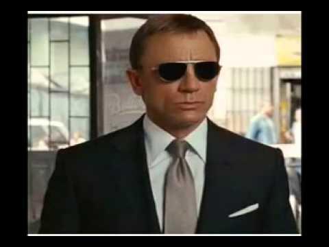 Musique film - James Bond 2012 ( Daniel Craig ) Chanson - Adele  Skyfall.