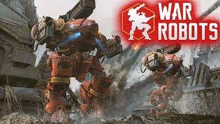 War Robots Война Роботов Игра про боевых роботов