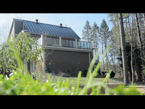 Conception solaire passive - des économies d'énergie à longueur d'année