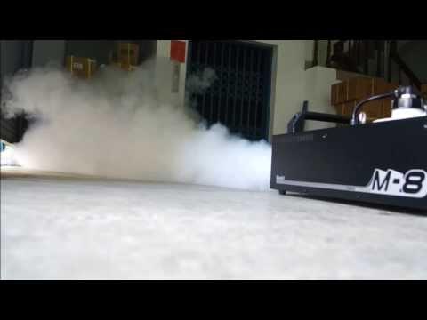 Antari M8 Stage Fogger - High Output Fog Machine