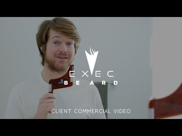 ExecBeard Commercial Video - Made by Envy Creative