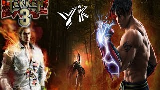 how to play 2 player in tekken 3 on pc without any download - YatiN Kaushal