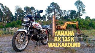NEW YAMAHA RX K 135 Walk Around