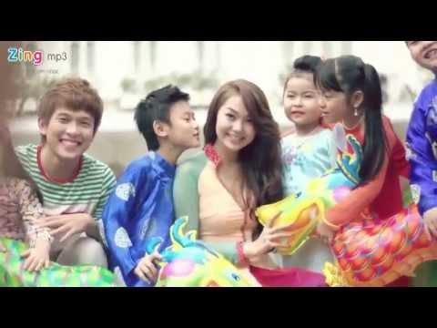 Ngay tet que em - Ho Ngoc Ha ft. V.Music ft. Minh Hang ft. Ng Hung Thuan.flv