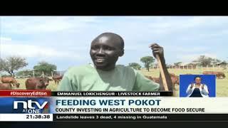 Farming transforms West Pokot's economy