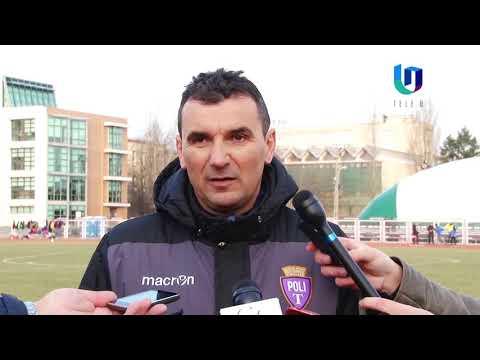TeleU: Poli, 0-0 cu CS Dumbrăvița