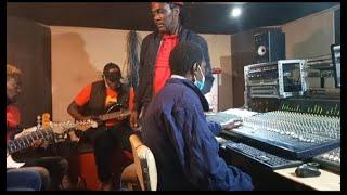 Kativui Mweene_Recording Yiima Ya Mavuti @ Sawa Studios 🔥🔥🔥🔥