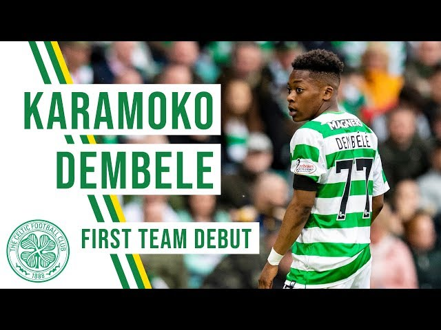 Dembele Dazzles: Karamoko makes Celtic first-team debut at just 16 years old!