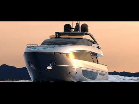 Luxury Yacht - Riva 100' Corsaro Project