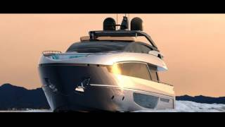 Luxury Yacht - Riva 100' Corsaro Project