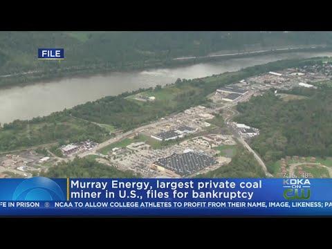 Ohio-Based Coal Mining Company Seeking Bankruptcy Protection