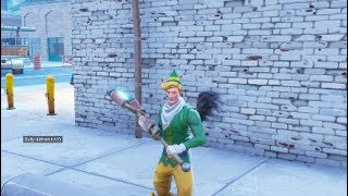so i 1v1 a TOXIC *CODE NAME ELF* for his RARE FORTNITE ACCOUNT using a SOCCER SKIN and this happened