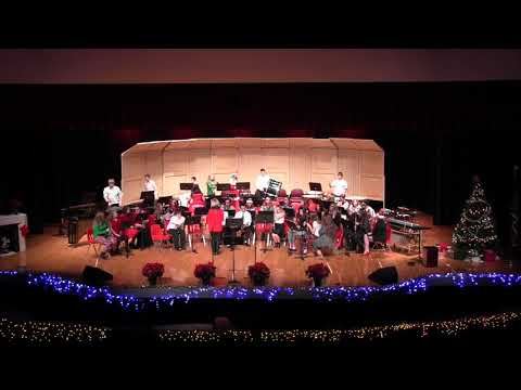 2017 North Knox Christmas Band Concert