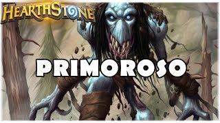 HEARTHSTONE - PRIMOROSO! (STANDARD DK JADE DRUID)