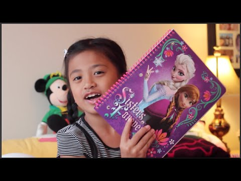 First Grade Back to School Supplies Haul 2014 | Hanul