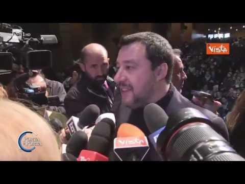 Salvini per Roma 2021 - Porta a porta 18/02/2020