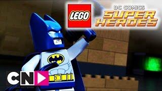 Superbohaterowie z komiksów DC: Batman i Liga Sprawiedliwości | Batman vs Superman | Cartoon Network