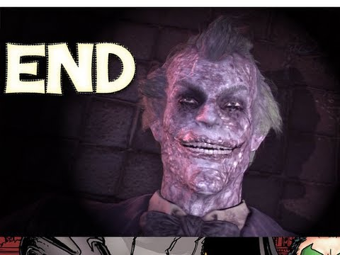 BATMAN Arkham City Gameplay Walkthrough - Part 22 - Ending - The Joker is Dead (Let