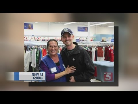 Goodwill Employee Walks Off Job After Donation Incident