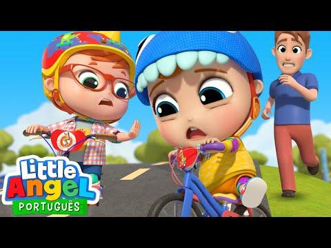 Vamos Andar De Bicicleta Com O Joãozinho! 🚴   Canal Do Joãozinho - Little Angel Português