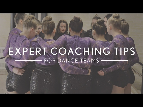 Expert Coaching Tips for Dance Teams