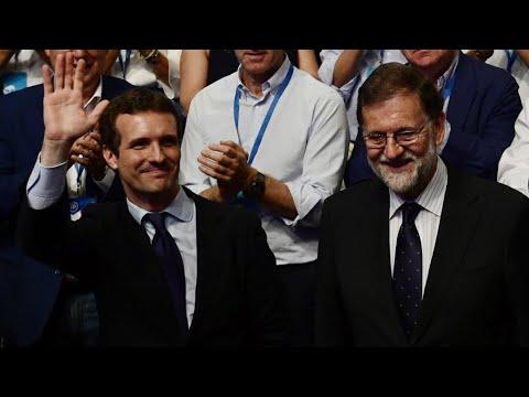 إسبانيا: الحزب الشعبي ينتخب بابلو كاسادو -المتشدد إزاء كاتالونيا- زعيما خلفا لراخوي  - نشر قبل 32 دقيقة