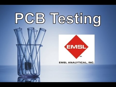 PCB Testing By EMSL Analytical, Inc.
