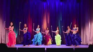 Восточный танец - Кабаре Саиди