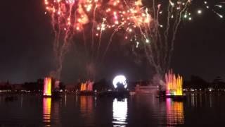 Illuminations - Epcot - Fireworks - Lasers