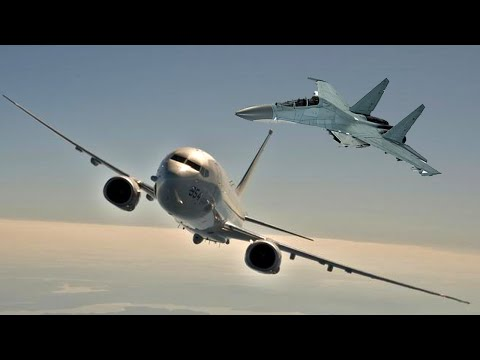"China ""Aggressively"" Intercepts US Military Plane"