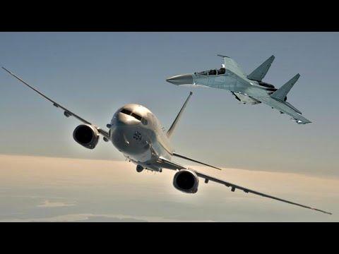 China 'Aggressively' Intercepts US Military Plane