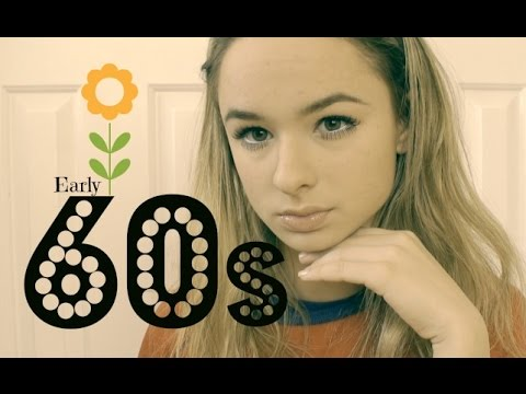 Wearable Early 60s | Makeup Tutorial - YouTube