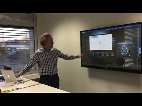 HTML 5 Navigation Prototyp Development With OpenCar