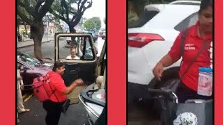FIR registered against zomato delivery girl for abusing traffic cop